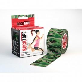 Camouflage Green - Rocktape Classic (5cm x 5m)