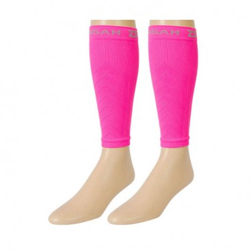 Neon pink - Zensah Kompressionsstrümpfe
