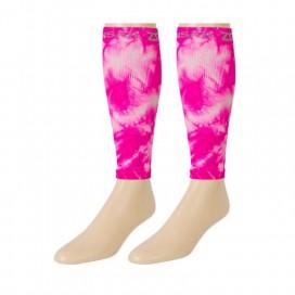 Tie-Dye-Neon-Pink- - Zensah Kompressionsstrümpfe