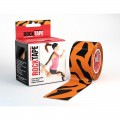 Wildes Angebot - Rocktape Classic Tiger (5cm x 5m) 4 Rollen